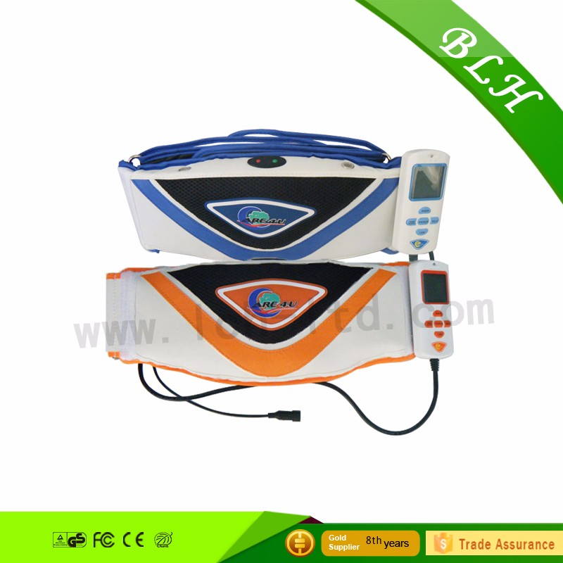 Electric Lose Weight Vibration Waist Massage Slimming Fitness Belt