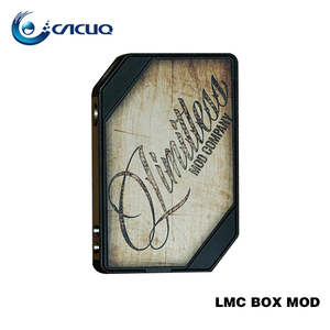 Authentic Limitless Box Mod 200W LMC Mod Powered by 18650 batteries