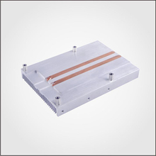 Best price Low MOQ coolers fin heat sink heat pipe for thermoelectric coolers