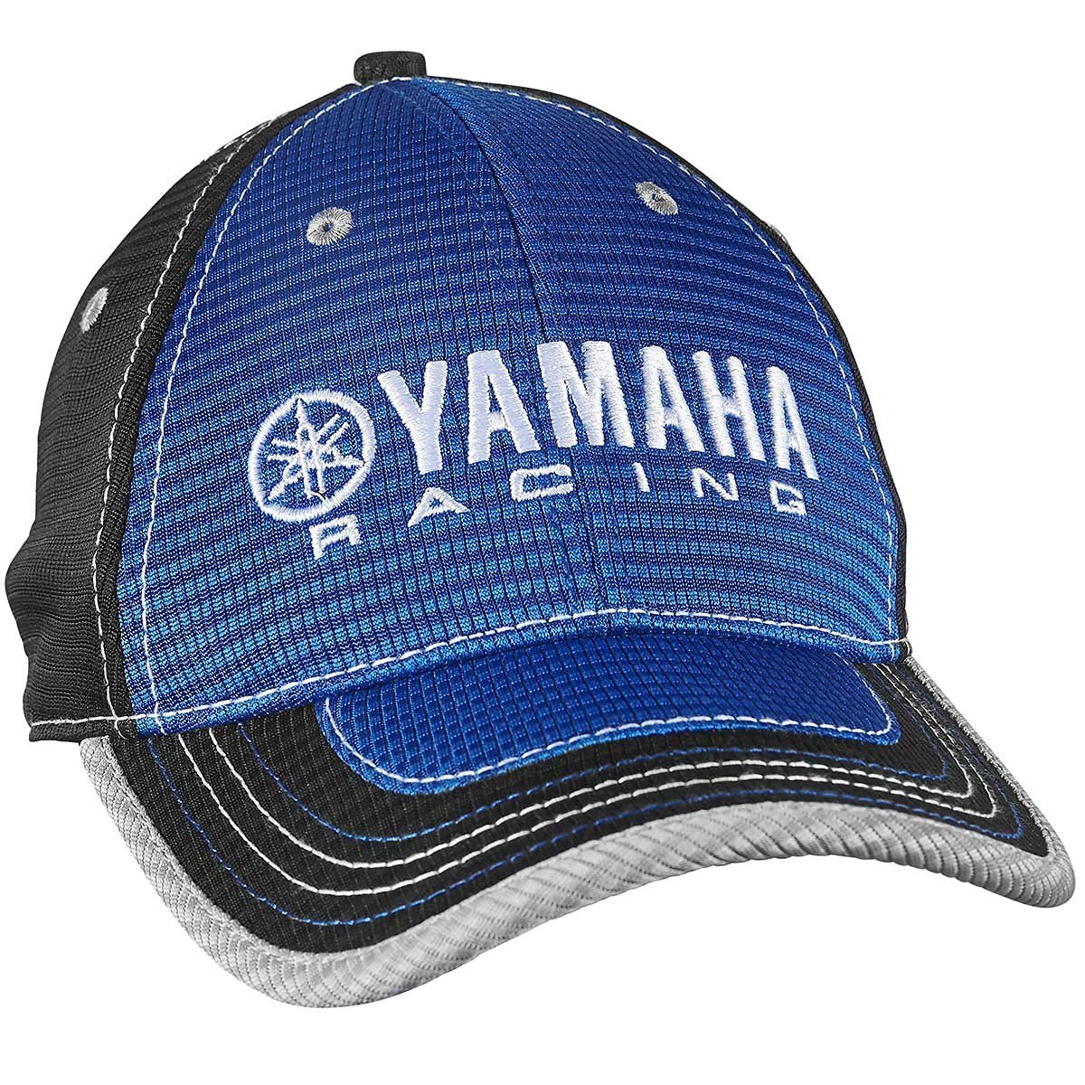 Get Quotations · 2016 YAMAHA RACING HAT BLUE BASEBALL CAP CRP-16HYR-BL-NS eb894c8399eb