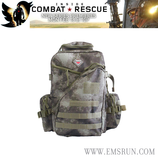 Designed for military supply waterproof empty first aid bag