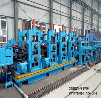 8 inch ERW Steel Tube Mill