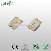 dc 2 v brightness 2012 smd import chip, 0805 SMD LED,ATI LED factory