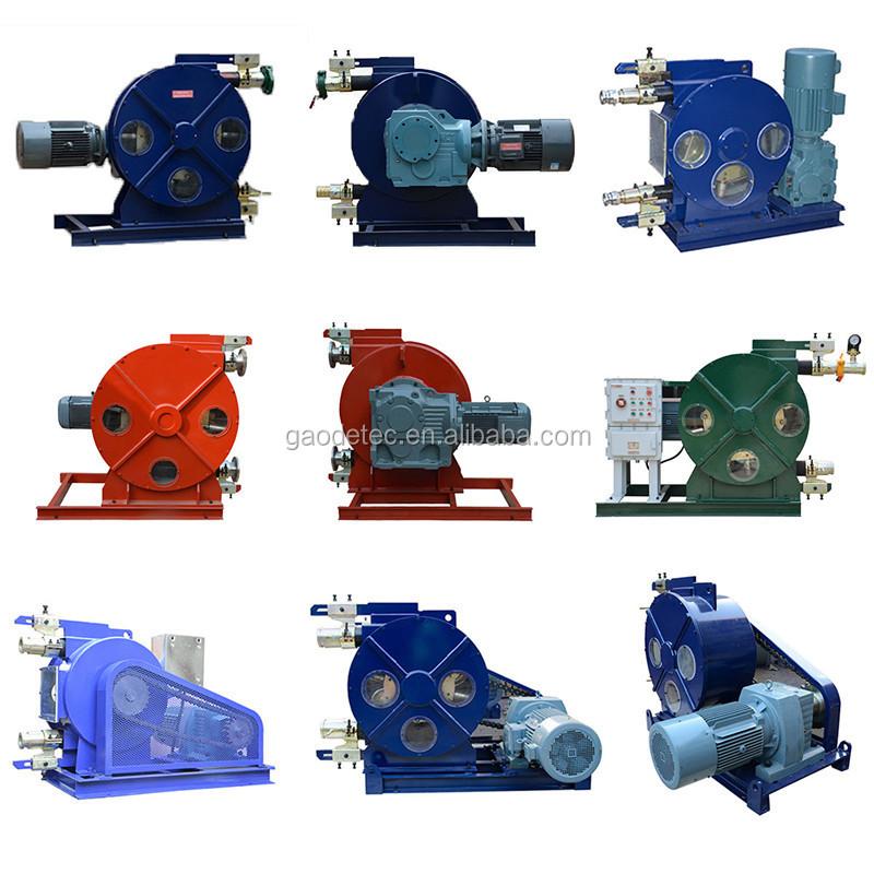 Manufacturer Gds1500d Shotcrete Diesel Small Concrete Pump