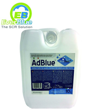 Ad blue 10L with Urea 32.5% compliant with the ISO 22241 Standard