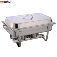 9L Economy hot sell stainless steel chafing dish
