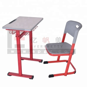 2018 Good Quality Single Desk Chair,Used School Furniture Sale,School Furniture Guangzhou