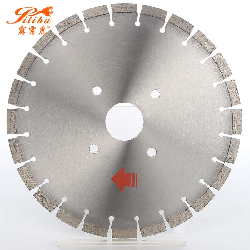 350mm Silent Dekton Blade Cutting Disc 14 Inch Diamond Bridge Saw Blade for Wet