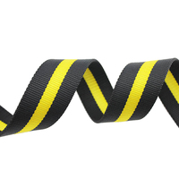 Factory Wholesale Custom Striped Nylon Webbing