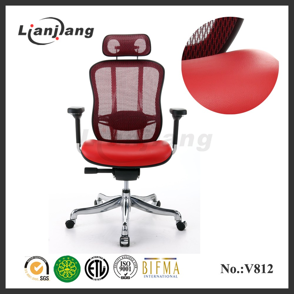 New Design High Tech Office Mesh Chair View Lianjiang Product Details From Foshan Furniture Co Ltd On Alibaba