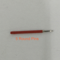 5 Pins Microblading Needle For Manual Tattoo Pen Many Sizes to Choose