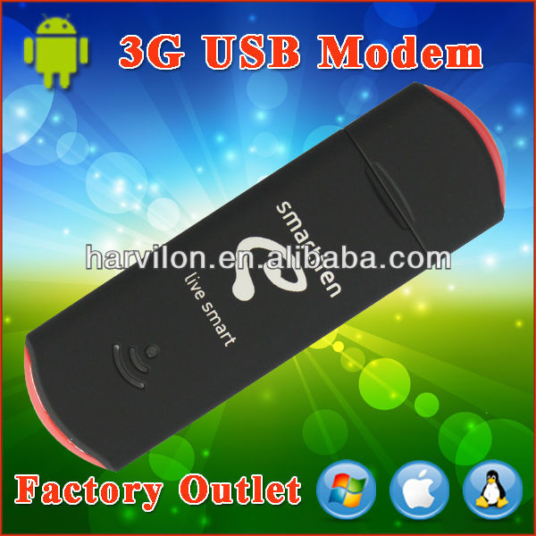 Top 3G EVDO 800/1900Mhz Dual Band USB Modems