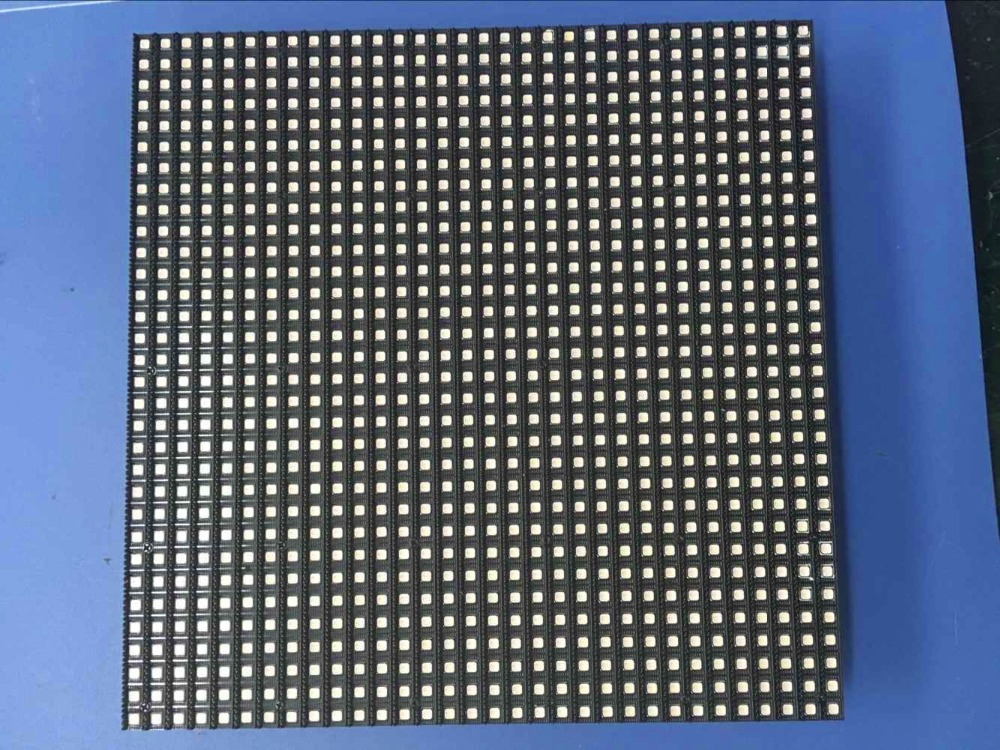 Outdoor 32x32pixel P5mm SMD Stage LED module;Screen unit panel;module size:160mm x 160mm;Scan Mode:1/8 Scan