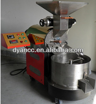 Best Selling 30kg Automatic Gas Coffee Roaster/coffee Bean ...