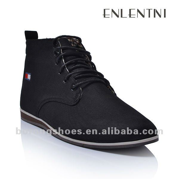 High Ankle Men Canvas Shoes, High Ankle Men Canvas Shoes Suppliers ...