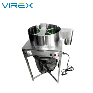 18 Inch High Class Hydroponics Twisted Spin Pro Cut Stainless Steel Trimming Machine Bud Leaf Trimmer
