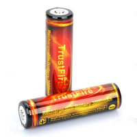 18650 PCB Protected Battery Trustfire 3.7V 3000 mAh Lithium li-ion Camera Flashlight Torch Rechargeable Battery