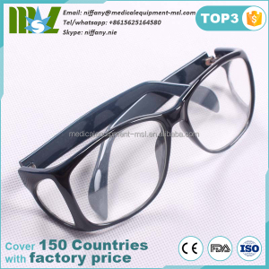 Coupon available! Cheap X-ray lead glass for eye protection & lead eyeglass MSLLG02