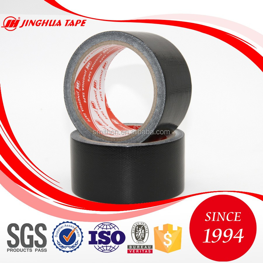 cloth duct tape in strong PVC adhesive tape jumbo roll