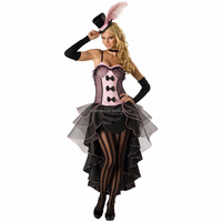 Adult Pretty primping girl dress sexy Female Halloween costume