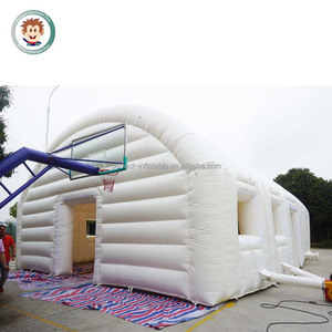 High quality Rigid Mega Inflatable tent for show, football stadium