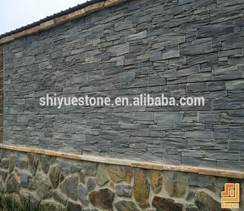 Natural Stone Exterior Wall Cladding Wall Stack Stone Wall Panel ...