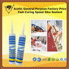 Acetic General Purpose Factory Price Fast Curing Speed Sika Sealant