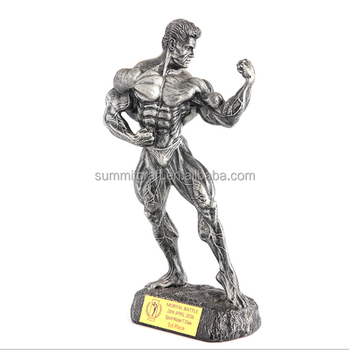 Custom bodybuilding award bodybuilding trophy