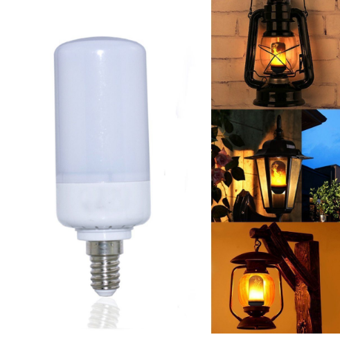 Wholesale Factory price LED Flickering Flame Lamp <strong>E27</strong>