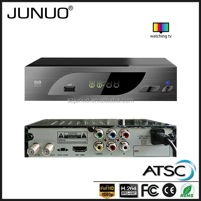 2016 HD atsc tuner/tv convertor for Mexico market
