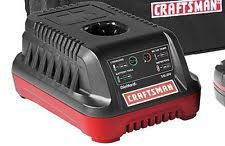 Craftsman XCP - EXTREME CORE PERFORMANCE Fast Chargers Designed for the new XCP High Capacity LITHIUM-ION BATTERY PACKS (Commercial Bulk Pack)