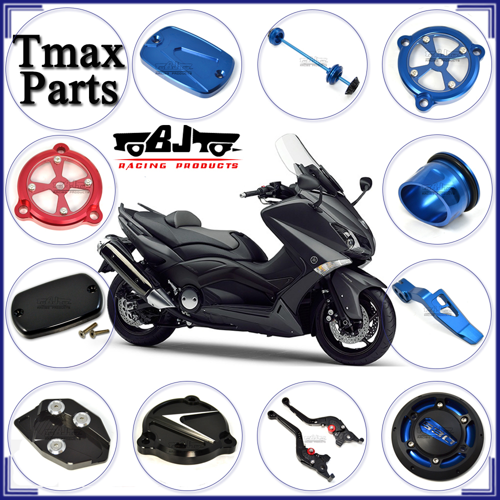 Chinese CNC Aluminum Motorcycle TMAX 530 Parts For Yamaha