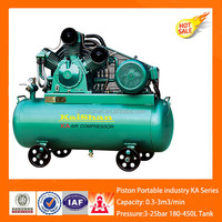 Durable High Quality KA belt driven industrial air compressor parts air compressor price list with competitive price