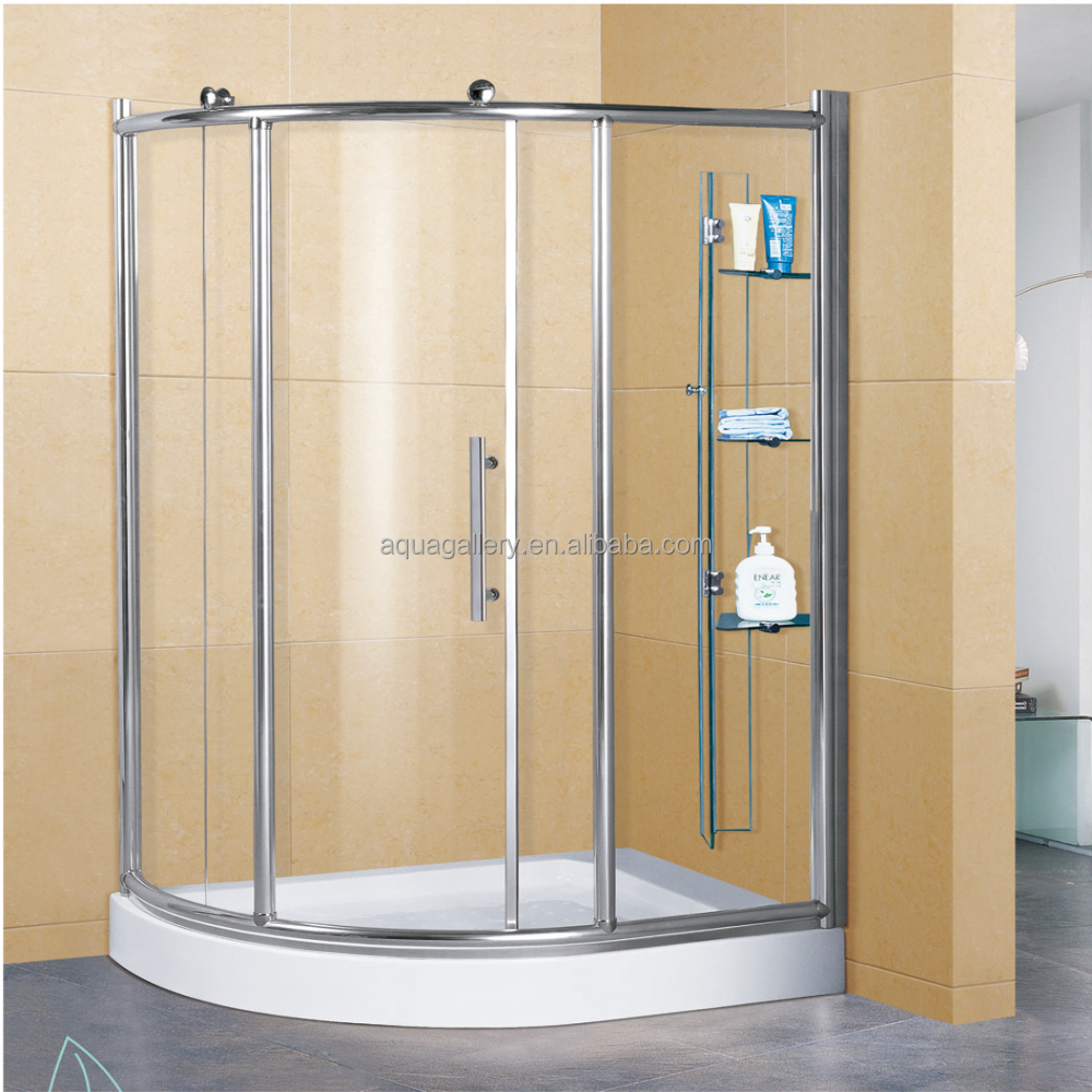 Walk In Free Standing Shower Enclosure - Buy Shower Enclosure,Free ...