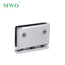 Bevel edge 360 degree glass door hinge for bathroom