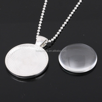 Zinc based alloy shiny silver 25mm cheap metal blank pendants for zinc based alloy shiny silver 25mm cheap metal blank pendants for jewelry making mozeypictures Images