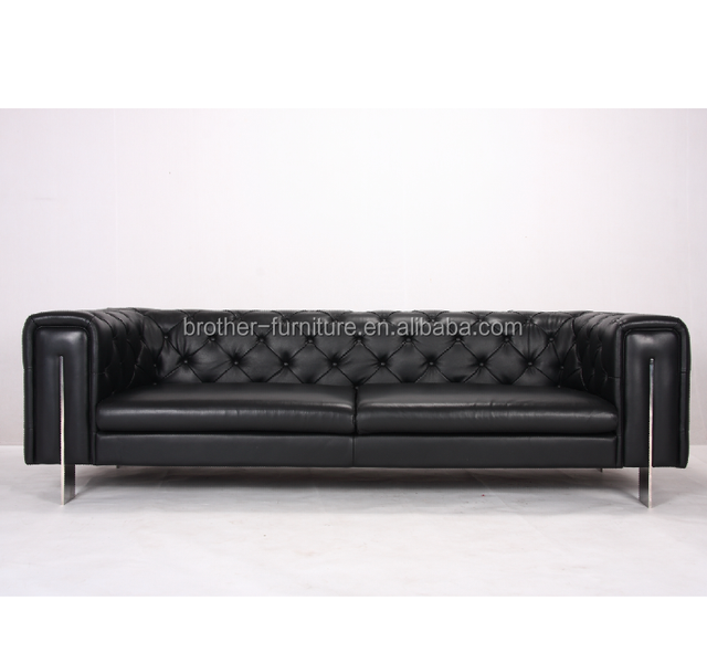 Modern Furniture Italy Design Classical Leather Sofa Set From Shenzhen  Brother Furniture