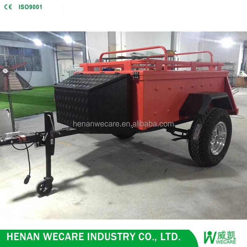 Finden Sie Hohe Qualität Falten Wohnwagen Anhänger Hersteller und ...