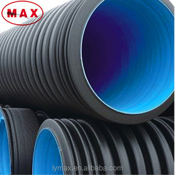 Hdpe pipe wall thickness