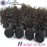 Wholesale 100% Unprocessed Fast Delivery Best Qyality wholesale price full cuticle indian wavy curly hair