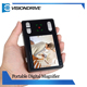 Visiondrive VD350 3.5 inches hd colorful lcd screen handheld digital magnifier support Remember Function for the old