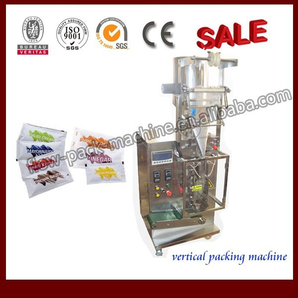 Packing machine for tianli oral liquid