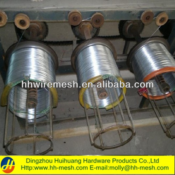 Galvanzied iron wire reliable supplier