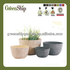 Light weight Garden Plant Pots