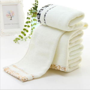 Spa With Logo Peri Bath Pressed Towel