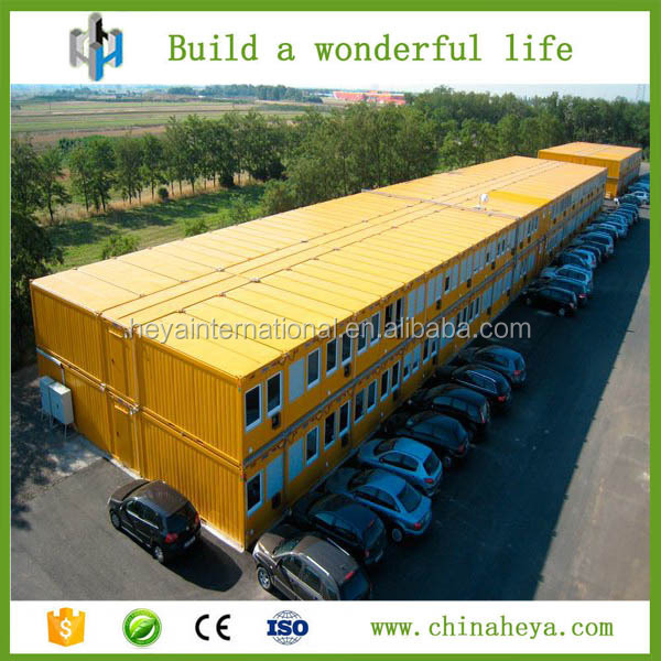 EPS Sandwich panel container 20ft office/conference room with CE certificate