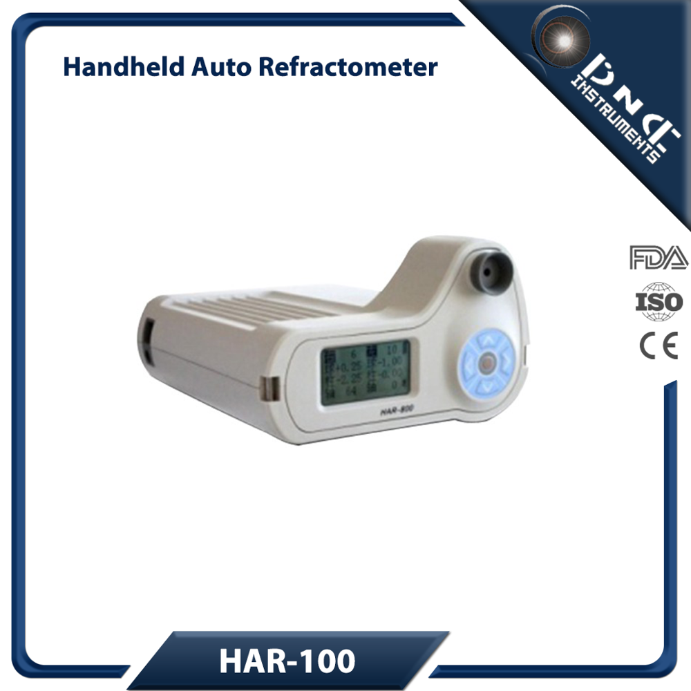 Eye Clinical Examination Equipment Auto Refractometer ARK-8000 adopts word-advanced objective technology