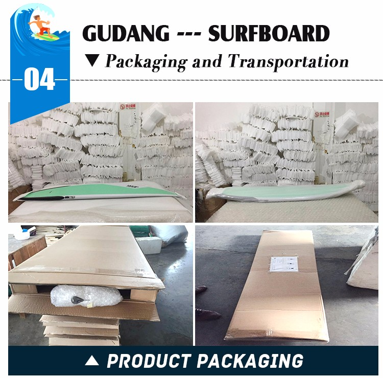 High Quality Cheap Paddle Boards Foam Surfboard Blanks