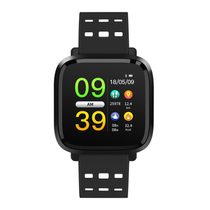 2019 New Heart Rate Monitor 1.3 Inch LCD Touch Screen Smart Bracelet Fitness Tracker For Android&IOS