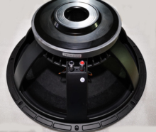 JW181008 Profesional 1200 Watt 8 Ohm <span class=keywords><strong>Woofer</strong></span> 18 Inch Ferit Didukung Besar <span class=keywords><strong>Woofer</strong></span> 18 ''Bass Speaker